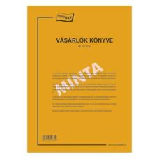 B.11-1/V/ÚJ 2019. Vásárlók Könyve Nyomell 25*2 Példányos