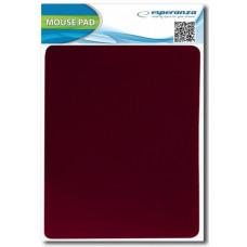 Egérpad (Esperanza Textil Borítású Piros)