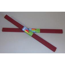 Krepp Papír (PK Sötét Barna 28) 10db/csomag
