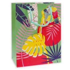 Dísztasak Exkluzív 23*18*10cm Hello Summer 12db/csomag
