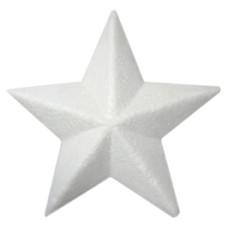 Ü.Polisztirol Csillag 10cm 10db/Csomag