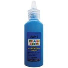 Üvegmatrica Festék Amos 22ml Kék