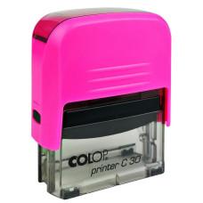 Bélyegzőház C-30 Colop Neon Pink