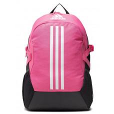 Hátizsák Adidas 22 H45604 Fekete-Rózsaszín