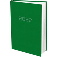 Naptár Határidő T-Calendar 22 B/6 Napi Reflection S.zöld Keménytáblás