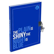 Emlékkönyv T-Creativ A/5 Plain Lakatos Kemény Fedelű Night Blue