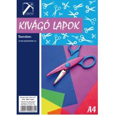 Kivágóminta (T-Creativ A/4) 10ív/csomag