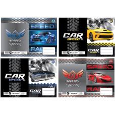Füzetborító A/5 T-Creatív 21 Cars 4*5 Minta 20db/csomag