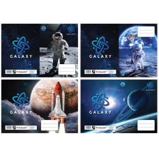 Füzetborító A/5 T-Creatív 21 Galaxy 4*5 Minta 20db/csomag