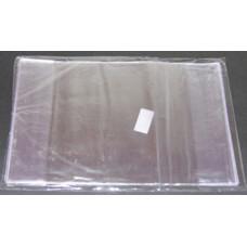 Füzetborító A/5 Pvc  90 Micron Extra XXL 10db/csomag