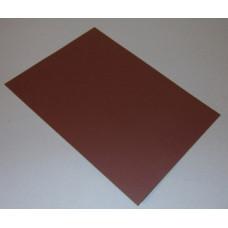 Névjegykarton (A/4 Euler 250gr Csoki Barna) 20 ív/csomag